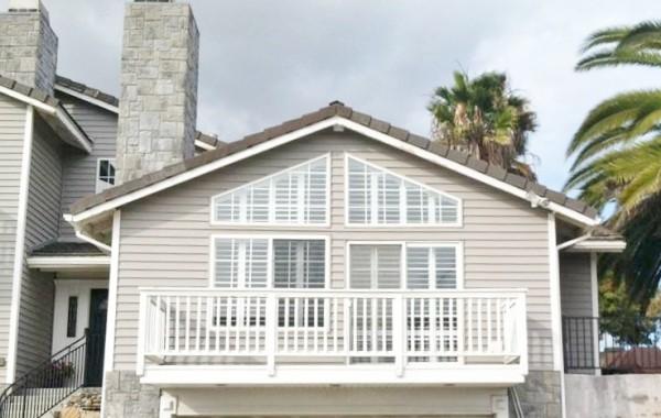 Custom San Diego Window Treatment