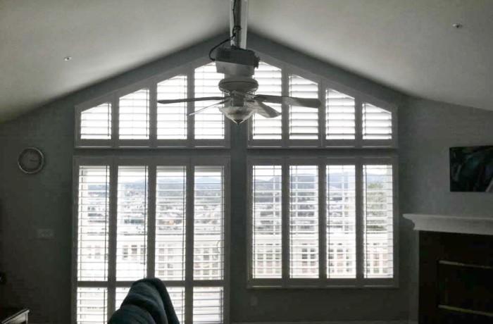 San Diego Custom Window Treatment Interior