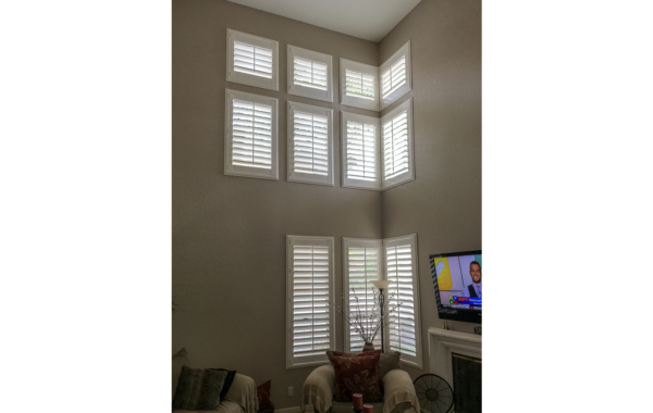 High Window Shutters 1