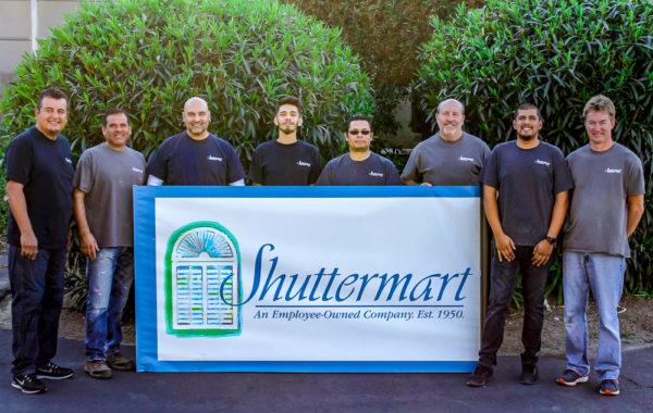 The Shutter Mart Team